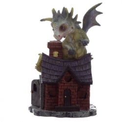 figurine maison bebe dragon 2