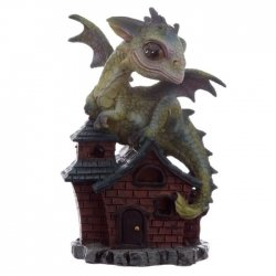 figurine maison bebe dragon 5